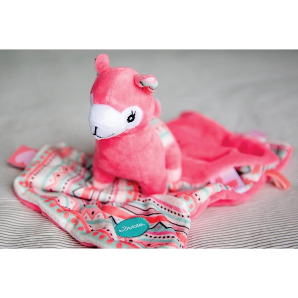 Bubble Comforter - Lola The Llama