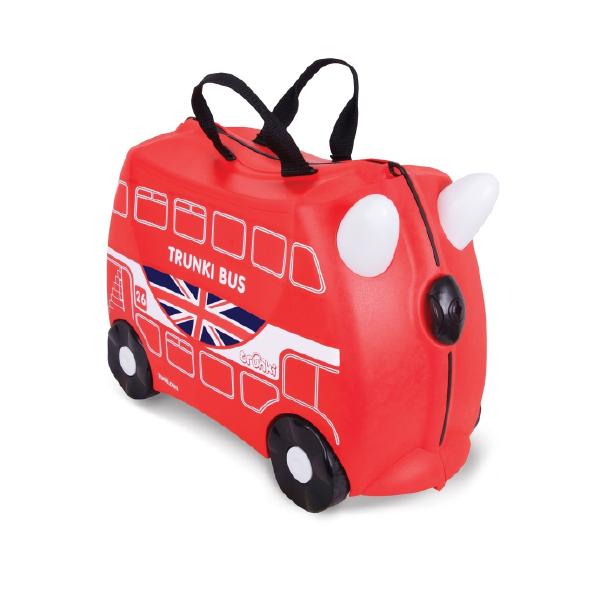 Trunki Suitcase - Boris the Bus