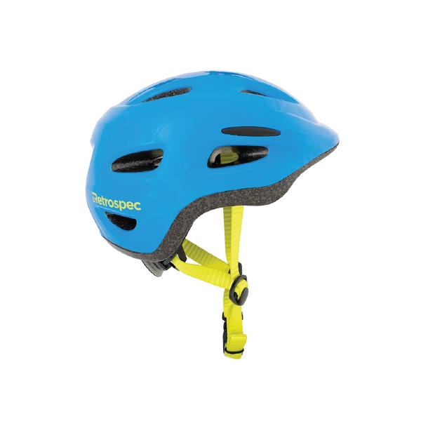 Retrospec Scout-1 Youth Bike & Skate Helmet - Matte Royal Blue / Size XS (45-49cm)